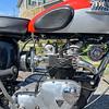 Triumph T100SC -  (6)