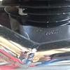 Triumph T100SC Jack Pine - Engine Number