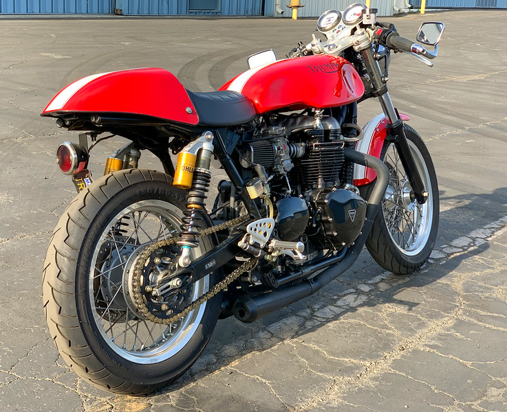 Triumph Thruxton Custom (SM) on IMA -  (18)