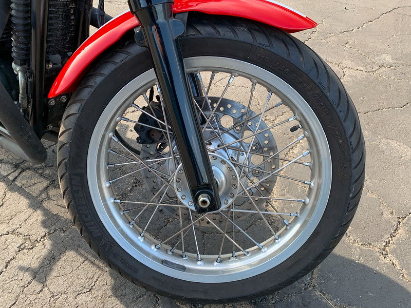 Triumph Thruxton Custom (SM) on IMA -  (10)