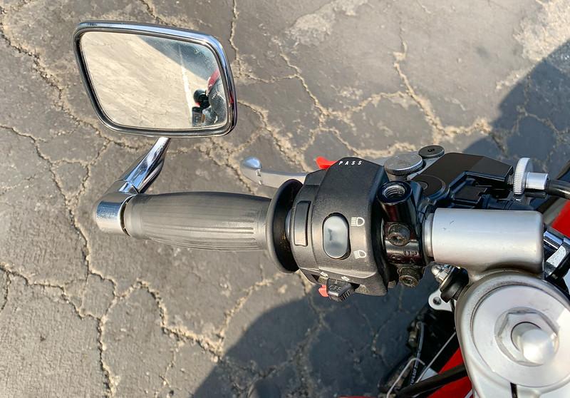 Triumph Thruxton Custom (SM) on IMA -  (24)
