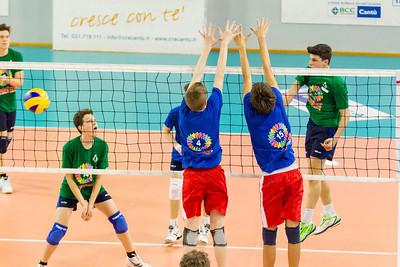 © Matteo Morotti #FinaleM #TDP2014 #Lombardia#Mantova 2 #Brescia 1 #PalaParini