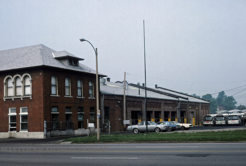 PSCO 277 - May 25 1986 - S Broadway Division - St Louis MO