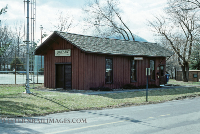 PSCO 289 - Mar 19 1988 - Ex west end NG Ry depot Florrisant MO