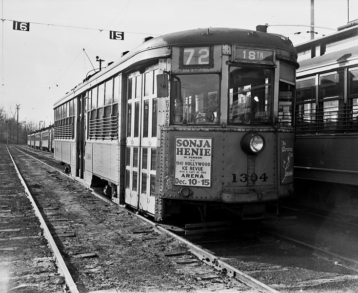 18th Street Route 72 - Car 1304