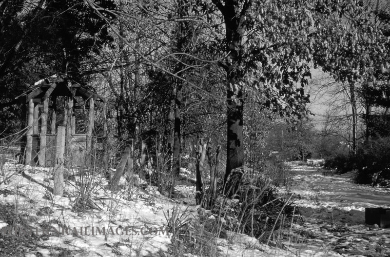 PSCO 227 - Feb 7 1958 - old Clayton line near McKnight Rd - St Louis MO