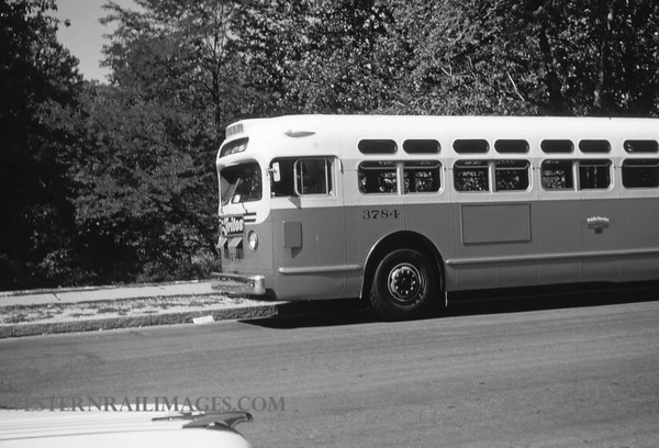 PSCO 6 - Aug 3 1954 - GMC Bus 3748 at Holly Hills & Grand St Louis MO - by Jim Ozment