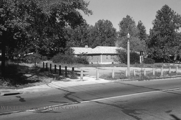 PSCO 165 - Sep 24 1956 - Old Forest Park - Brentwood Line meeting point Dale Ave Loop in Richmond Heights MO