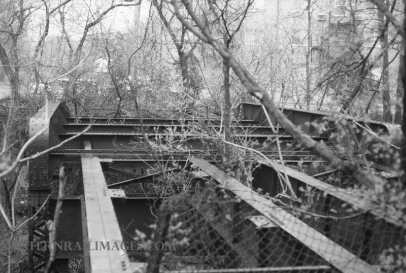 PSCO 282 - Mar 22 1987 - bridge over TRRA in Brentwood MO