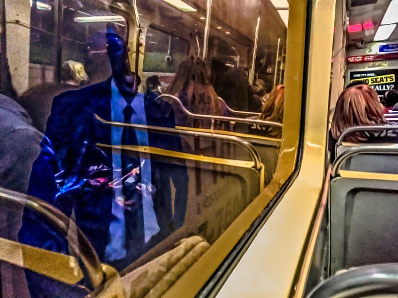 Suit & Tie Man, Underground