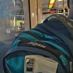 Backpack, Screened Window