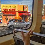 Hand, Trolley, Sunshine Food Market