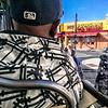 MLB Hat, Sunshine Food Market, Number 10 Trolley