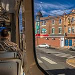 Number 10 Trolley, Spring Garden Street