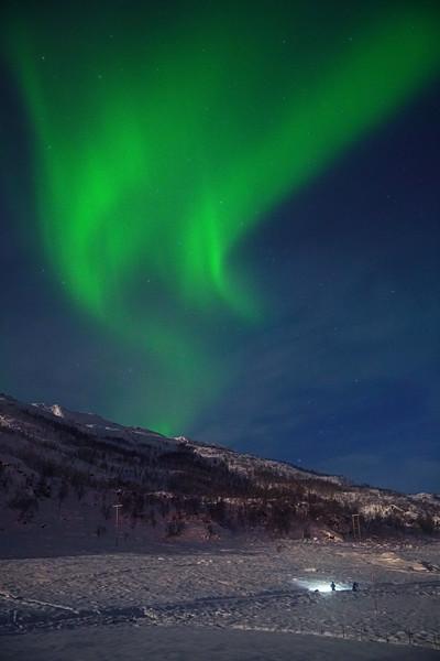 North polar region