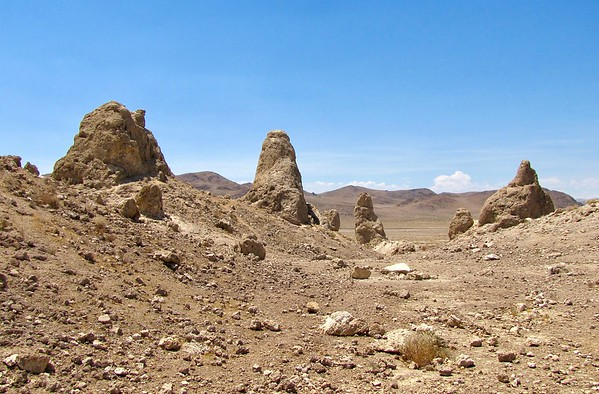 Trona Pinnacles (2010)