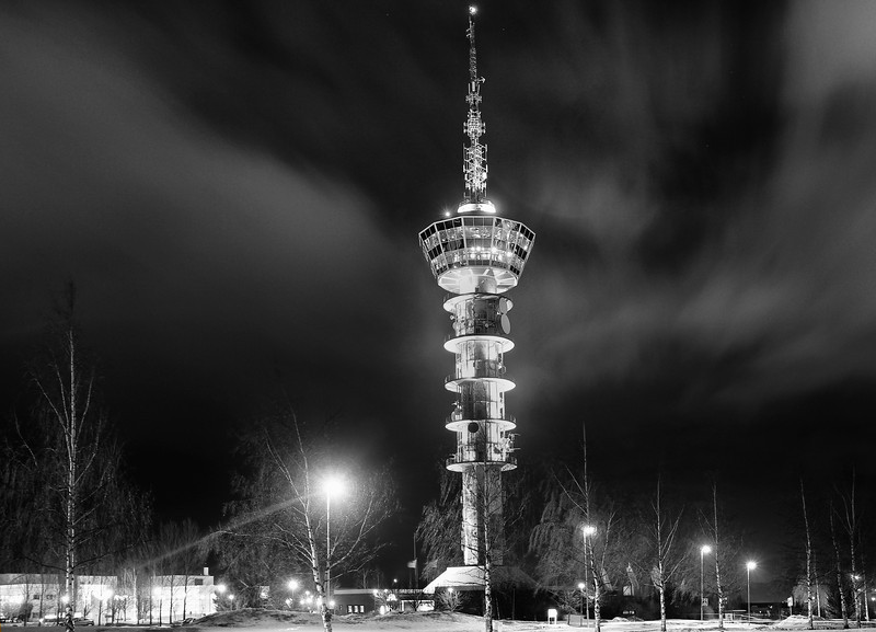 Tyholttårnet - 9. mars 2012