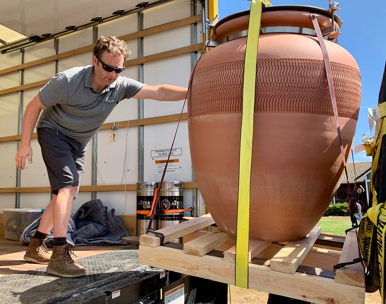 New Amphora for Troon