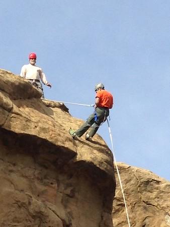 151205 Stoney Point Climbing