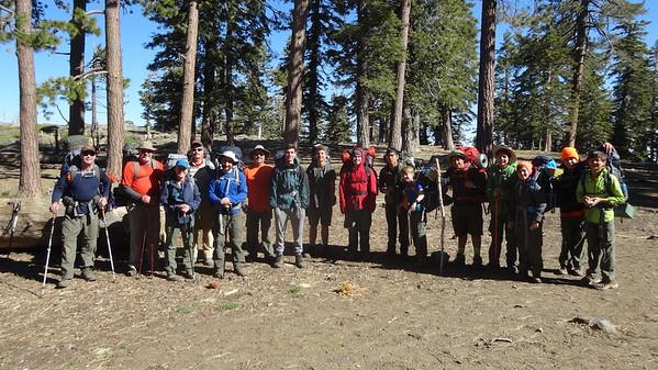170429 Camp Guffy Backpacking