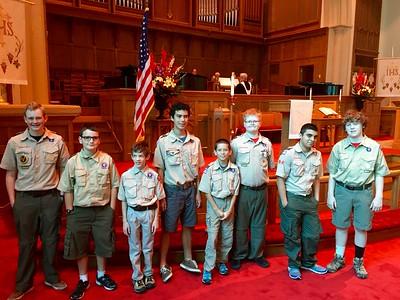 2016 04 Scout Sunday