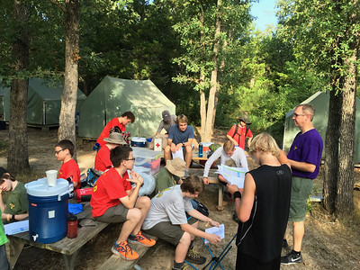 Lost Pines Summer Camp
