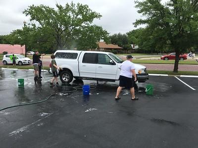 April Car Wash