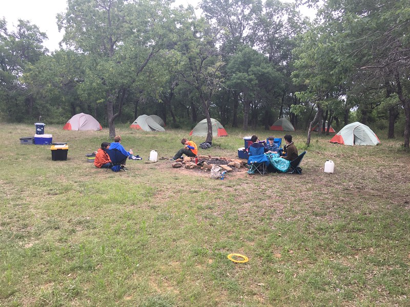 Mystery Campout