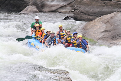 2014 Whitewater Rafting