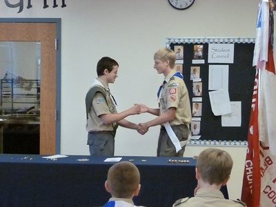 Troop Courts of Honor