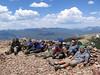 Atop 12,441ft Baldy Mountain
