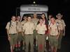 Philmont Crew 612-B leaves Cincinnati early the morning of June 11th. Scouts from Madeira Troop 209 joined Troop 555 Scouts Albert Kiser, Jake Theis, Joe Theis and Scouters Tom Kiser, Charlie McKay, and Bill Theis