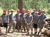 Forest conservation is a requirement for the Philmont Arrowhead award
