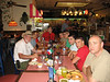 """Last """"real food"""" at a Mexican Buffet before arrival at Philmont"""