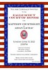 Court of Honor Invitation