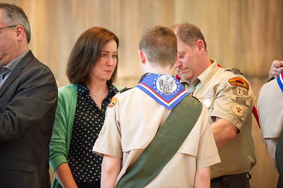 Troop 79 Eagle Scout Ceremony April 2019