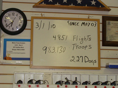 March 1, 2010 (7 PM 2 Flights)