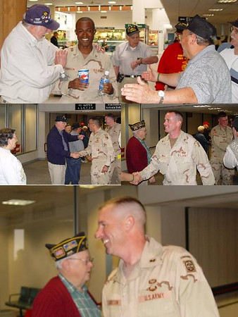 Troop Pictures 2005