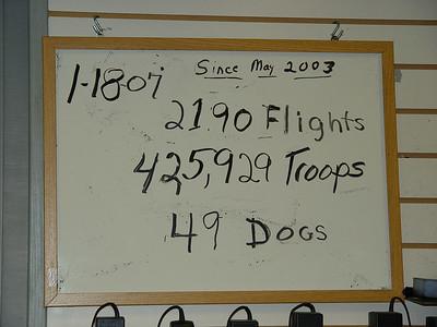 January 18, 2007 (2 Flights)