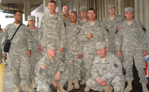 Troops-October 20, 2006