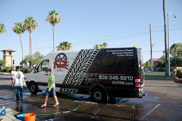 Car Wash June 2015