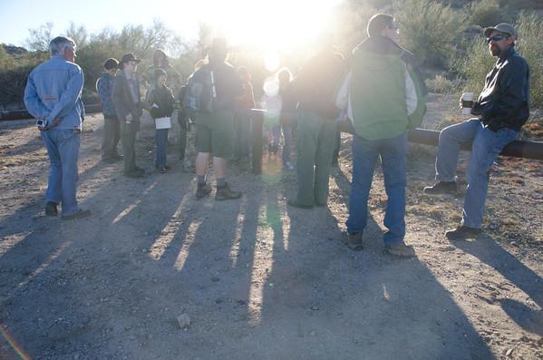 Geocaching, 1-19-13