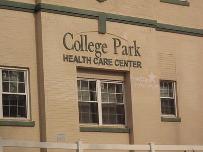 2014 College Park Health Care Center