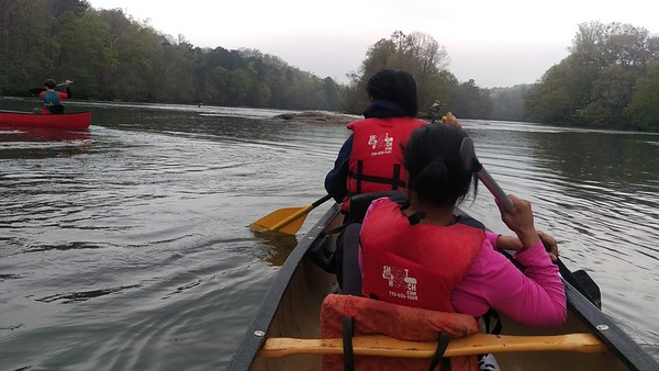 2016-03-26 Canoeing (Shoot The Hooch) - Prepare for Northern Tier