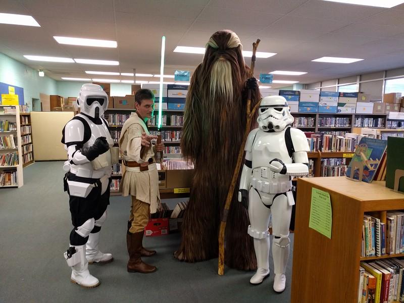 18Nov17, Friends of the Muncie Library, Muncie IN