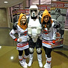 9Dec17, Komets Star Wars Night, Fort Wayne Indiana
