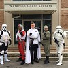 21Apr18, Waterloo Library Star Wars Day, Waterloo IN