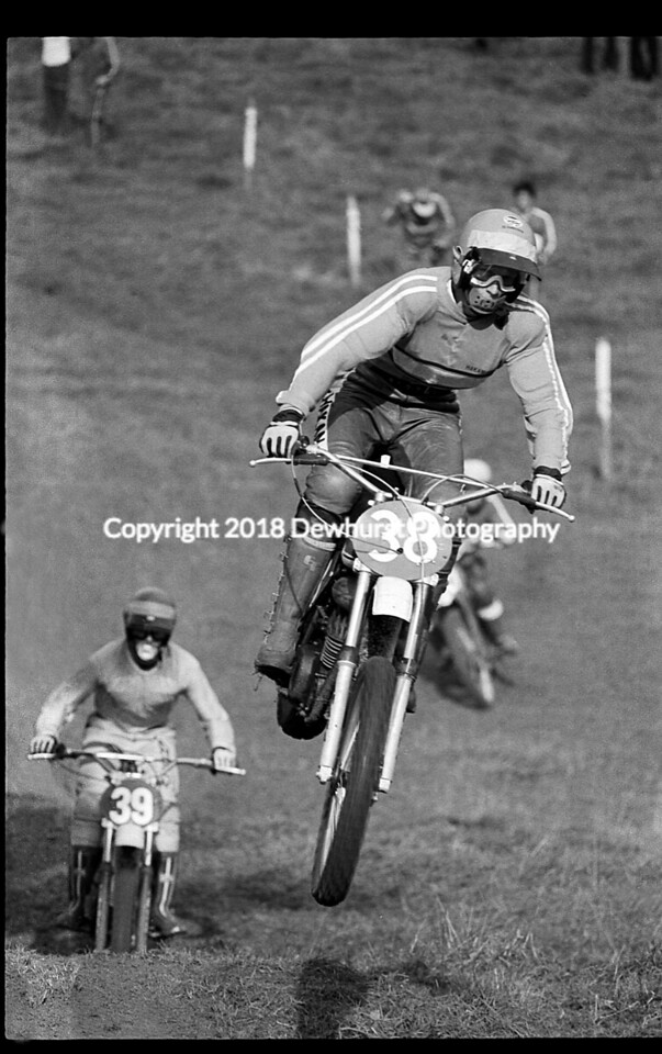 Hakkan Anderrsen Donington Park 1973