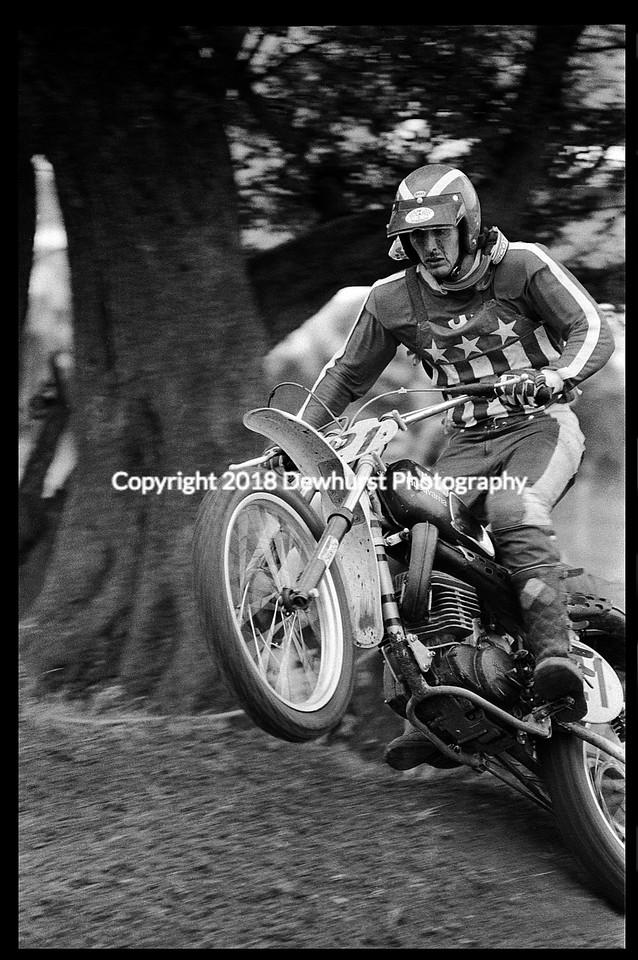 Brad Lackey Donington Park 1973