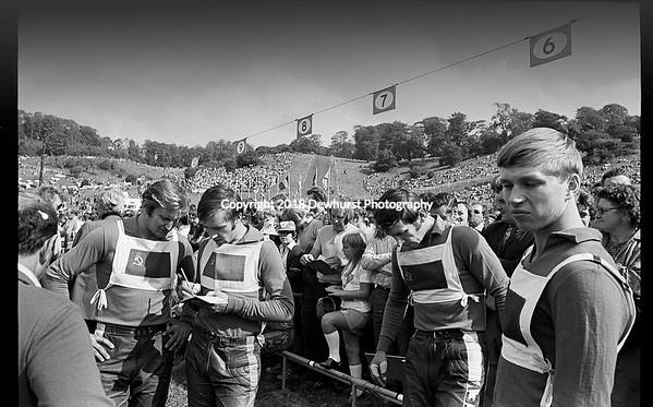 Russian Team Donington Park 1973